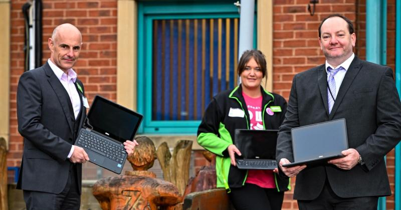 Elecomm gives Asda a helping hand in £2m laptops for schools initiative Elecomm